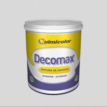 Pintura a base de agua 1 GAL. Decomax - hierropalermo.com