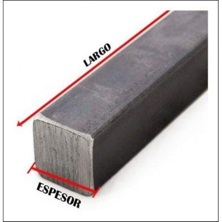 Barra cuadrada lisa 1/2 X 6 MTRS  - hierropalermo.com