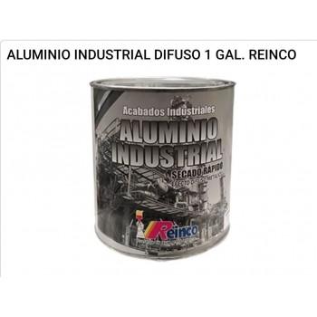Aluminio industrial difuso 1 gal reinco - hierropalermo