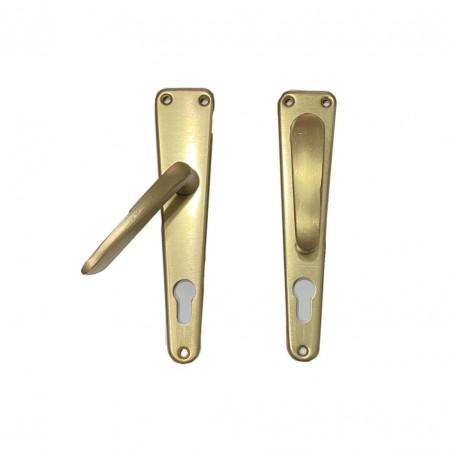 Manilla Fija/Movil Aluminio Bronce marca nacional - hierropalermo.com