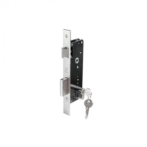 Cerradura CISA embutir de 83 E-60MM NK - hierropalermo.com