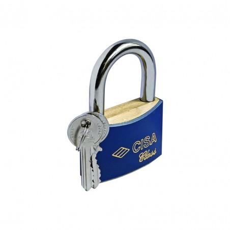 Candado 50MM CISA azul - hierropalermo.com